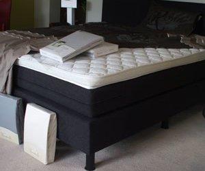 Amerikanische Betten vs. europäischen Betten