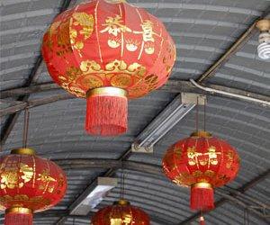 Asiatische Deckenlampen – Fusion aus Eleganz und Design